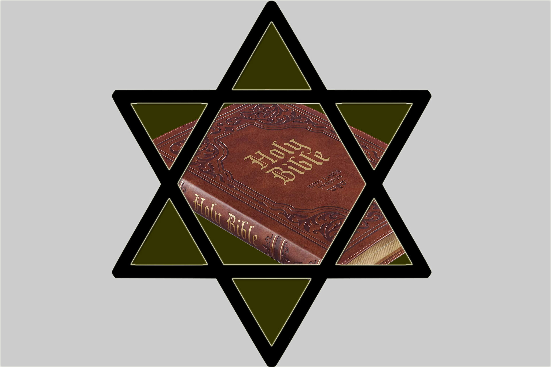 """The Bible's """"Israelization"""" of God and Religion"""