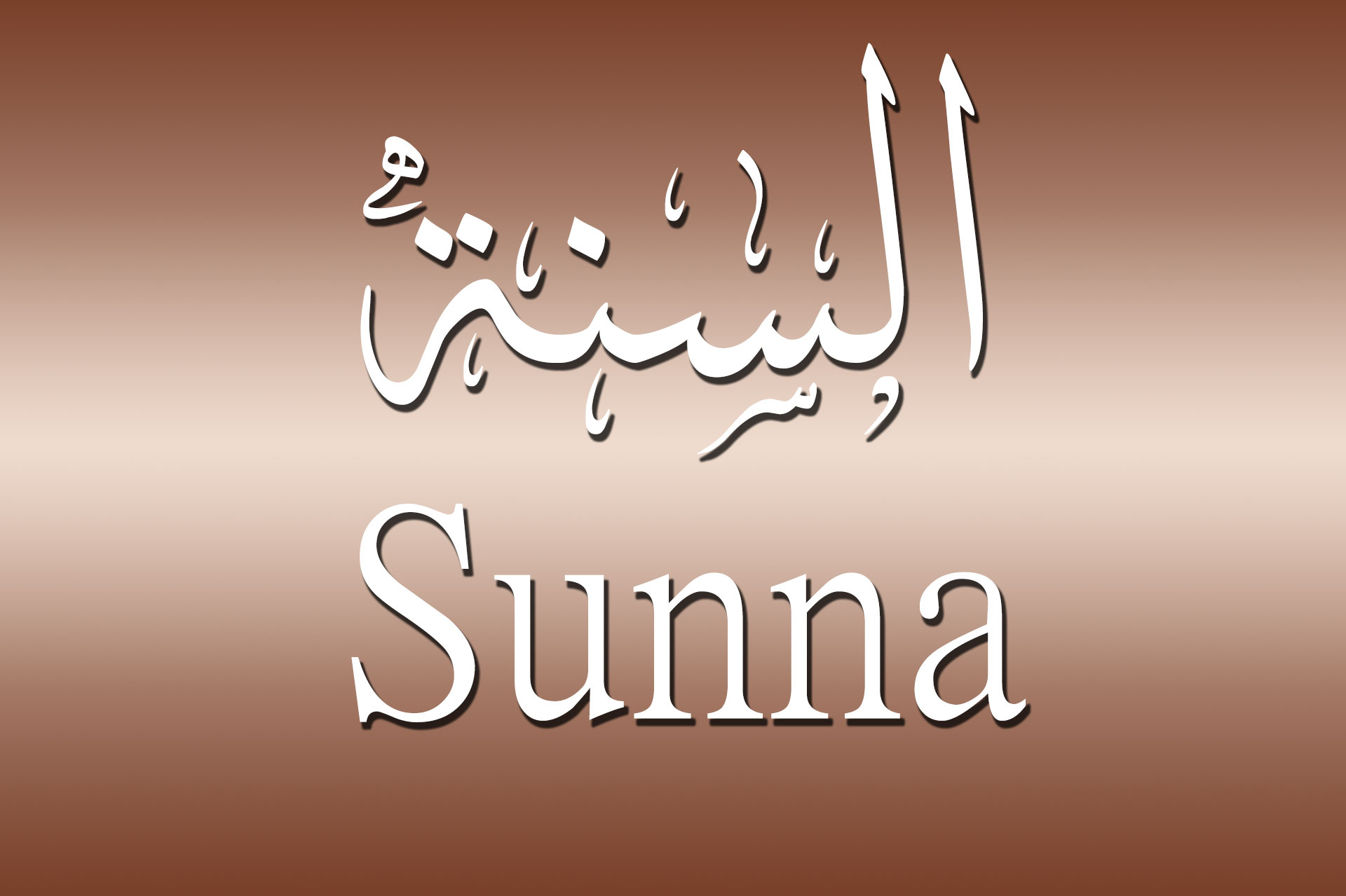 """The Meaning of """"Sunna"""" in the Qur'an"""